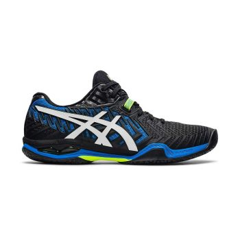 ASICS Court Control FF 2 Indoor Shoes (Black/White)