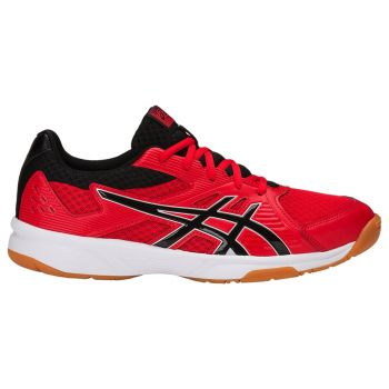 ASICS Upcourt 3 Indoor Shoes (Red)